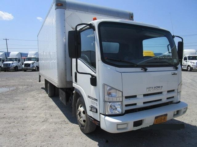 Medium Duty Box Truck-Light and Medium Duty Trucks-Isuzu-2014-NPR-ALBANY-NY-75,379 miles-$29,750