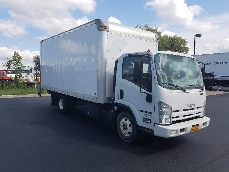 Medium Duty Box Truck-Light and Medium Duty Trucks-Isuzu-2014-NPR-BUFFALO-NY-43,298 miles-$33,000