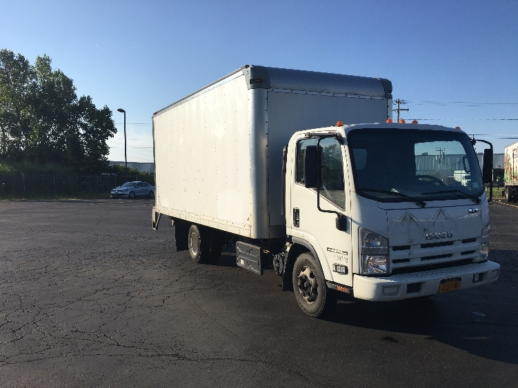 Medium Duty Box Truck-Light and Medium Duty Trucks-Isuzu-2014-NPR-LIVERPOOL-NY-63,031 miles-$30,250