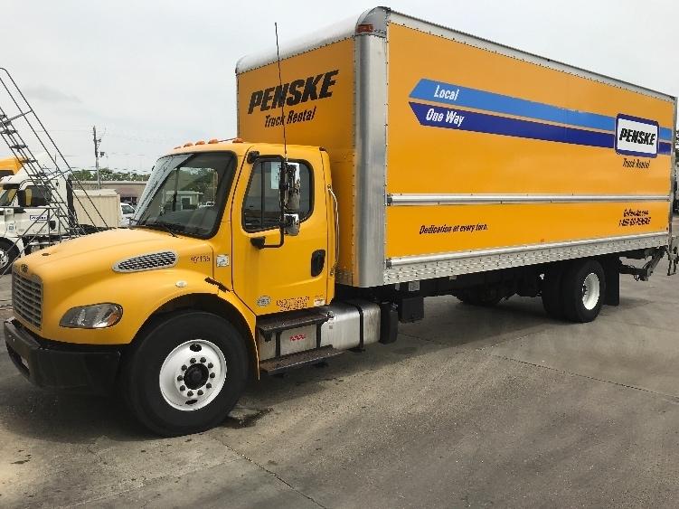 Medium Duty Box Truck-Light and Medium Duty Trucks-Freightliner-2015-M2-HOMEWOOD-AL-186,162 miles-$40,500