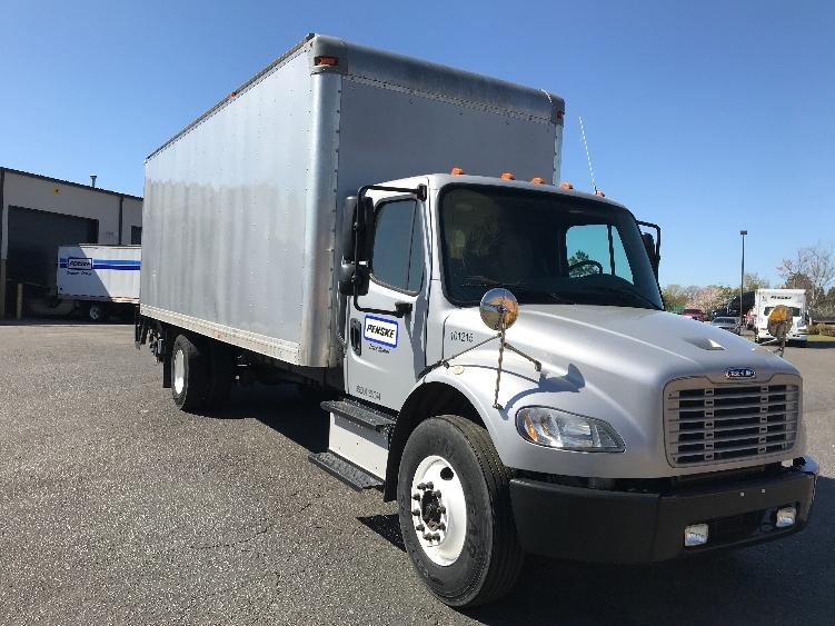 Medium Duty Box Truck-Light and Medium Duty Trucks-Freightliner-2015-M2-WEST COLUMBIA-SC-137,217 miles-$43,750