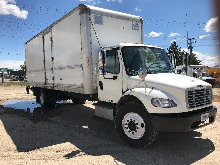 Medium Duty Box Truck-Light and Medium Duty Trucks-Freightliner-2015-M2-BOISE-ID-152,105 miles-$46,750