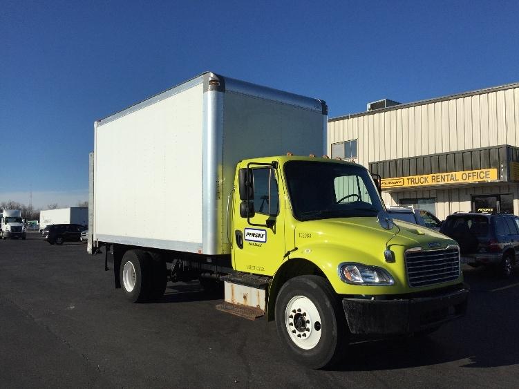 Medium Duty Box Truck-Light and Medium Duty Trucks-Freightliner-2015-M2-ELK GROVE VILLAGE-IL-69,497 miles-$51,750