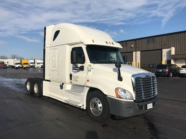 Sleeper Tractor-Heavy Duty Tractors-Freightliner-2015-Cascadia 12564ST-TULSA-OK-485,682 miles-$62,500