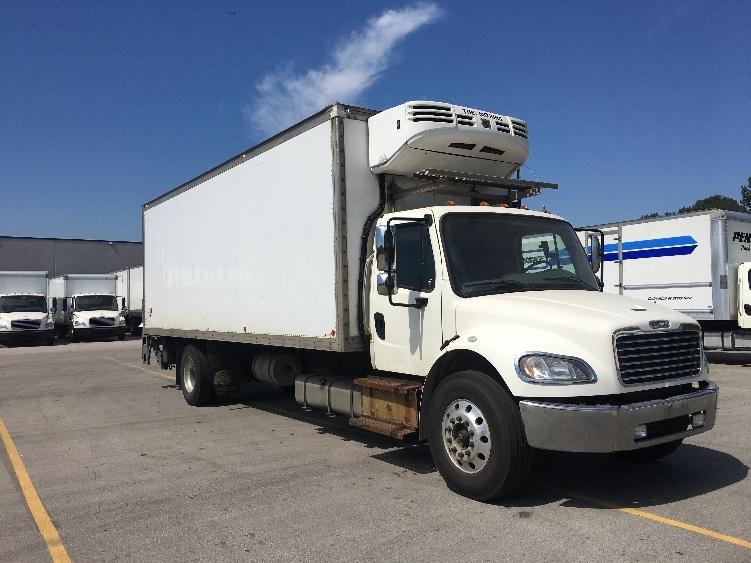 Reefer Truck-Light and Medium Duty Trucks-Freightliner-2015-M2-BURNABY-BC-491,191 km-$38,750
