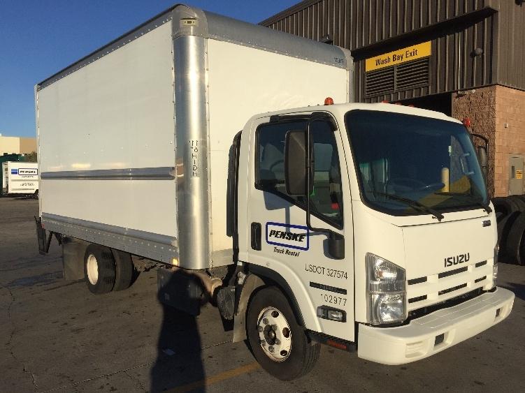 Medium Duty Box Truck-Light and Medium Duty Trucks-Isuzu-2015-NPR-PHOENIX-AZ-81,012 miles-$36,750