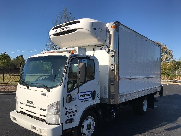 Reefer Truck-Light and Medium Duty Trucks-Isuzu-2015-NQR-AUGUSTA-GA-124,556 miles-$41,750