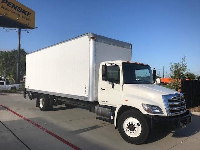 Used Hino 338s For Sale - Penske Used Trucks
