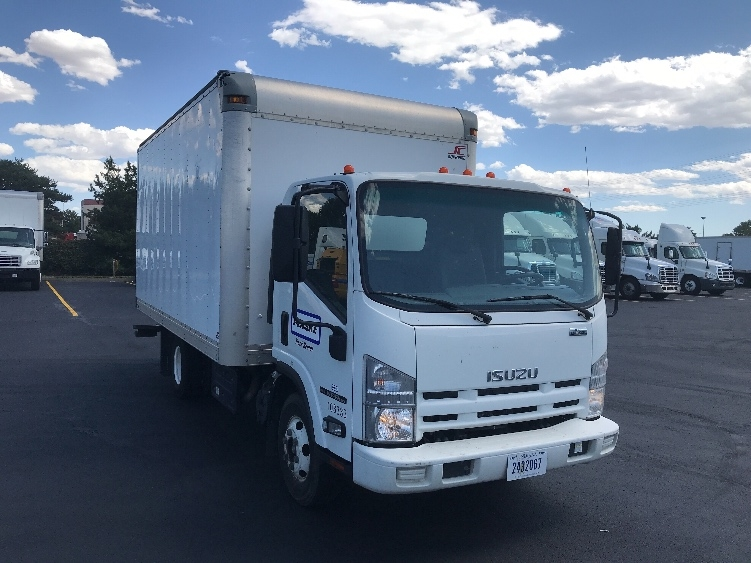 Medium Duty Box Truck-Light and Medium Duty Trucks-Isuzu-2014-NPR-AURORA-CO-82,433 miles-$37,750