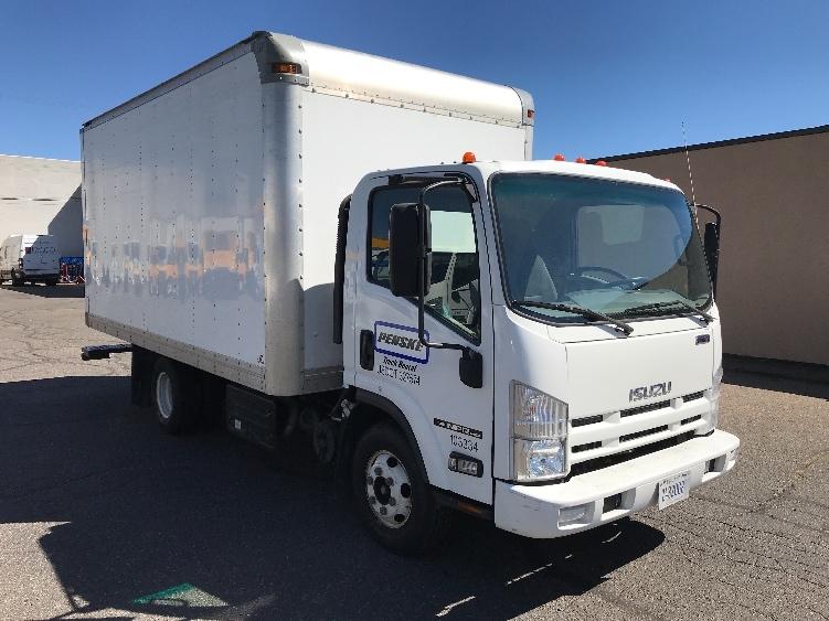 Medium Duty Box Truck-Light and Medium Duty Trucks-Isuzu-2014-NPR-AURORA-CO-93,176 miles-$27,000