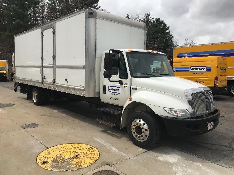 Medium Duty Box Truck-Light and Medium Duty Trucks-International-2015-4300LP-FRAMINGHAM-MA-108,296 miles-$39,750