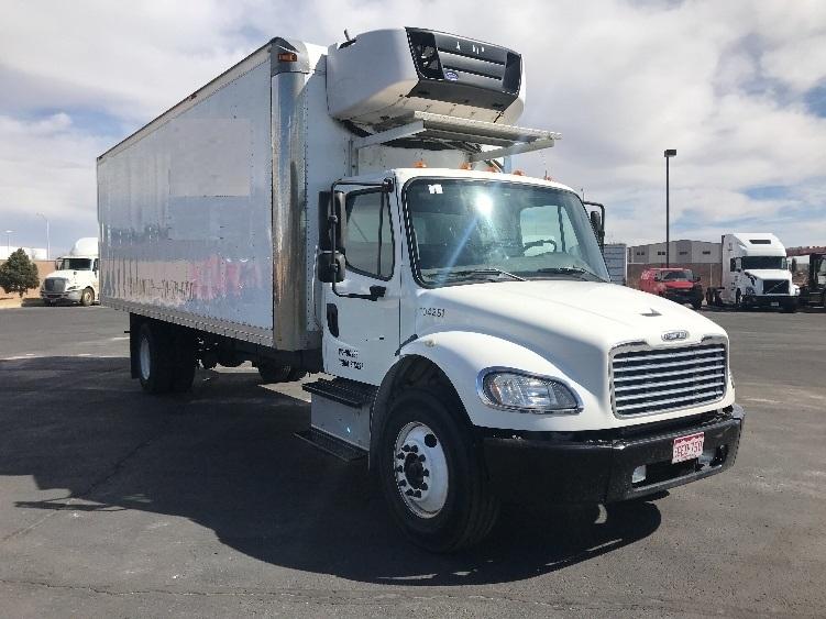 Reefer Truck-Light and Medium Duty Trucks-Freightliner-2015-M2-COLORADO SPRINGS-CO-142,354 miles-$51,000