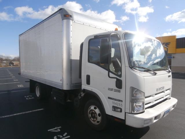 Medium Duty Box Truck-Light and Medium Duty Trucks-Isuzu-2015-NPR-WATERBURY-CT-145,700 miles-$27,500