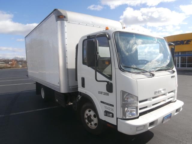 Medium Duty Box Truck-Light and Medium Duty Trucks-Isuzu-2015-NPR-WATERBURY-CT-139,672 miles-$28,000
