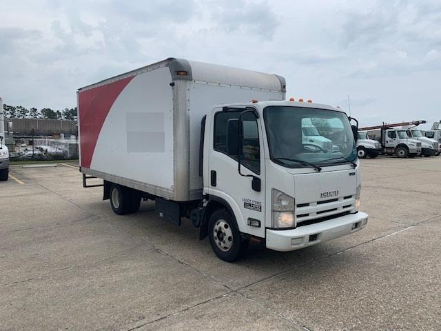 Medium Duty Box Truck-Light and Medium Duty Trucks-Isuzu-2013-NPR-HAMMOND-LA-250,852 miles-$15,000