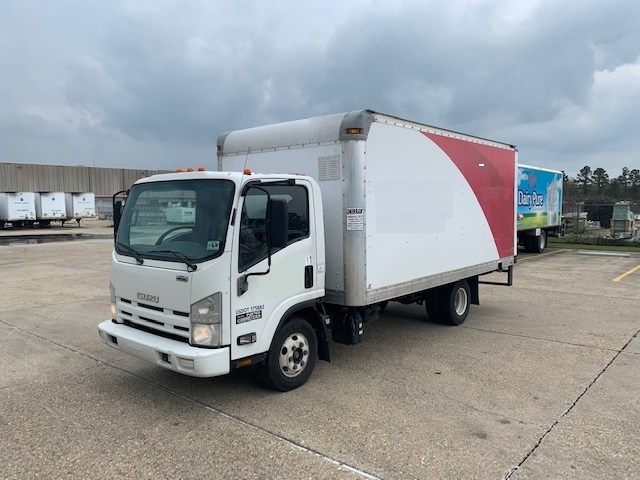 Medium Duty Box Truck-Light and Medium Duty Trucks-Isuzu-2014-NPR-HAMMOND-LA-223,507 miles-$18,250