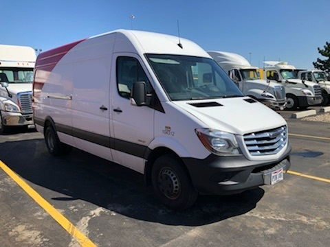 Cargo Van (Panel Van)-Light and Medium Duty Trucks-Freightliner-2014-Mercedes Sprinter-COLUMBUS-OH-171,731 miles-$25,250
