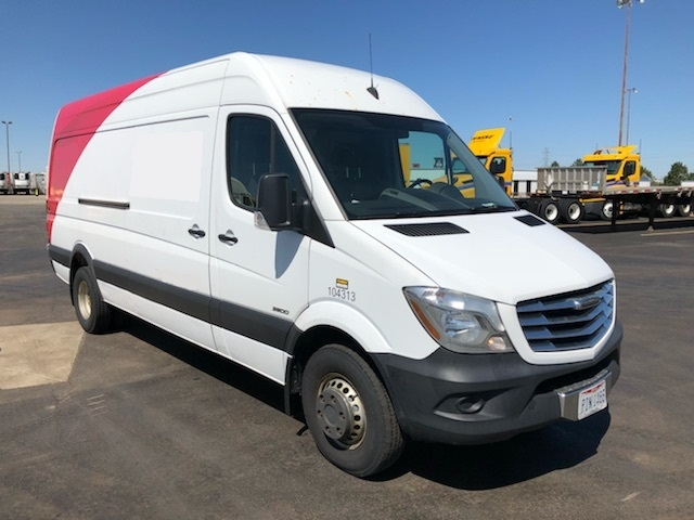 Cargo Van (Panel Van)-Light and Medium Duty Trucks-Freightliner-2014-Mercedes Sprinter-COLUMBUS-OH-209,868 miles-$31,250