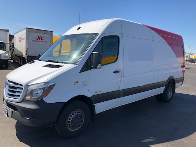 Cargo Van (Panel Van)-Light and Medium Duty Trucks-Freightliner-2014-Mercedes Sprinter-COLUMBUS-OH-153,608 miles-$31,250