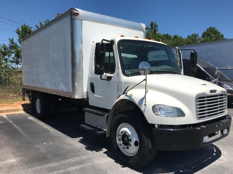 Medium Duty Box Truck-Light and Medium Duty Trucks-Freightliner-2015-M2-GREENVILLE-SC-37,477 miles-$45,750