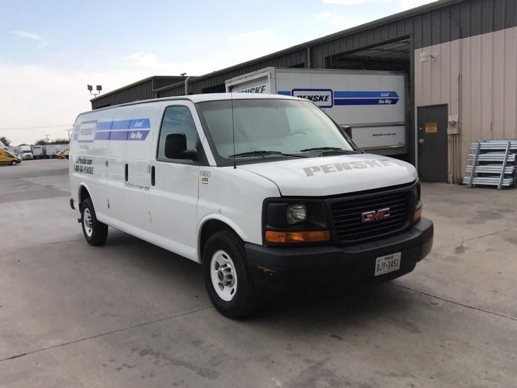 Cargo Van (Panel Van)-Light and Medium Duty Trucks-GMC-2014-Savana G23705-ARLINGTON-TX-84,478 miles-$18,750