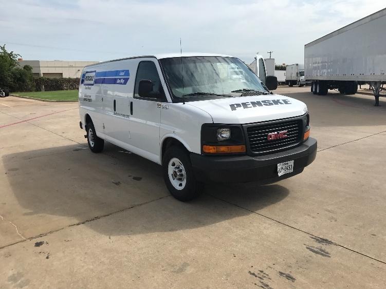 Cargo Van (Panel Van)-Light and Medium Duty Trucks-GMC-2014-Savana G23705-ARLINGTON-TX-76,063 miles-$19,250