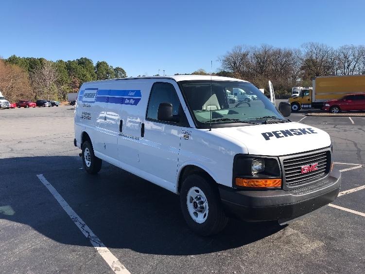Cargo Van (Panel Van)-Light and Medium Duty Trucks-GMC-2014-Savana G23705-LOWELL-AR-91,174 miles-$17,750