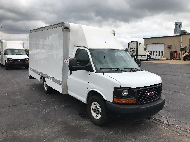 Light Duty Box Truck-Light and Medium Duty Trucks-GMC-2014-Savana G33503-WARREN-MI-170,617 miles-$14,250