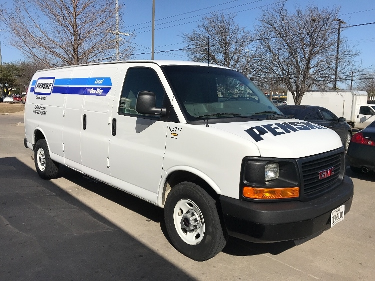 Cargo Van (Panel Van)-Light and Medium Duty Trucks-GMC-2014-Savana G23705-GARLAND-TX-75,094 miles-$21,250