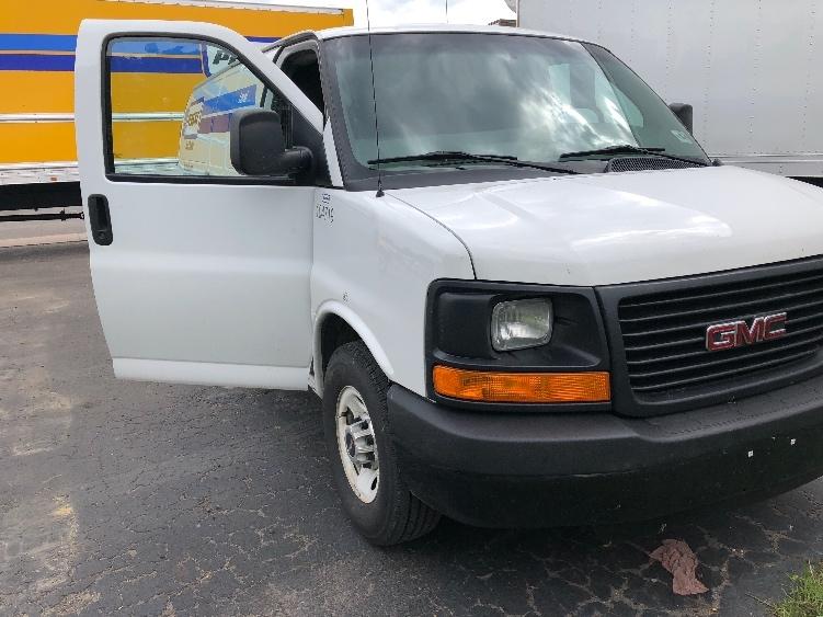 Cargo Van (Panel Van)-Light and Medium Duty Trucks-GMC-2014-Savana G23705-GARLAND-TX-86,447 miles-$19,250