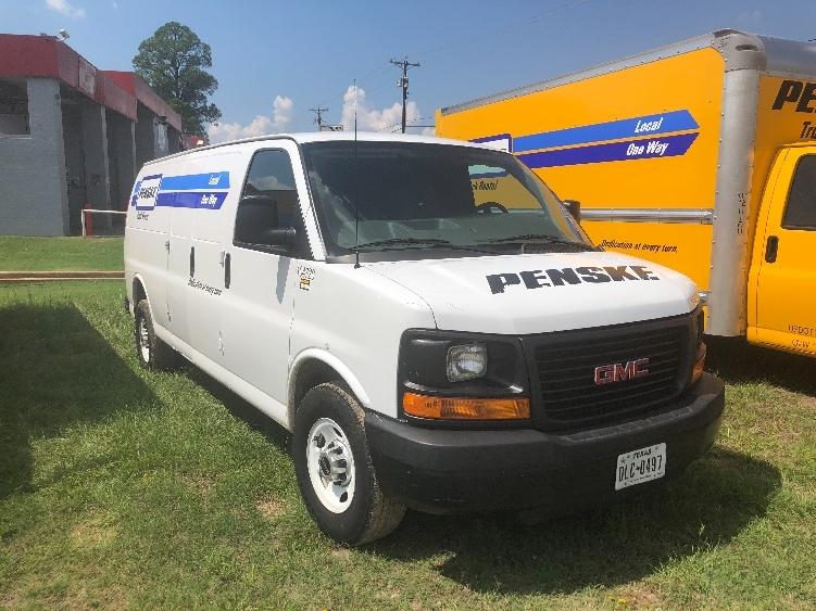 Cargo Van (Panel Van)-Light and Medium Duty Trucks-GMC-2014-Savana G23705-GARLAND-TX-89,500 miles-$18,250
