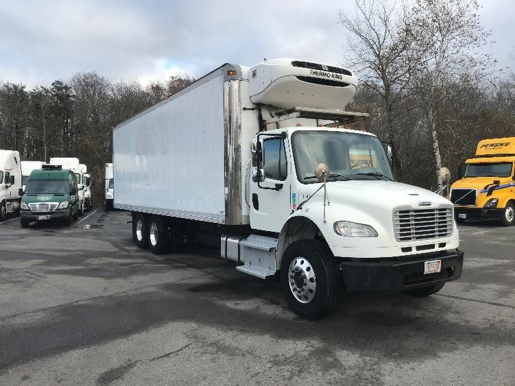 Reefer Truck-Light and Medium Duty Trucks-Freightliner-2015-M2-NEW BEDFORD-MA-202,578 miles-$48,750