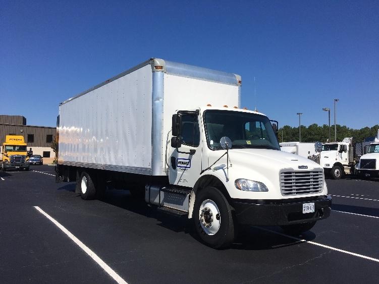 Medium Duty Box Truck-Light and Medium Duty Trucks-Freightliner-2015-M2-SANDSTON-VA-173,829 miles-$44,500