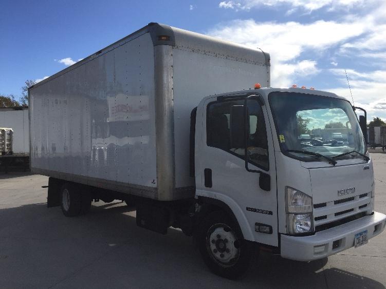 Medium Duty Box Truck-Light and Medium Duty Trucks-Isuzu-2015-NRR-DES MOINES-IA-155,263 miles-$31,750