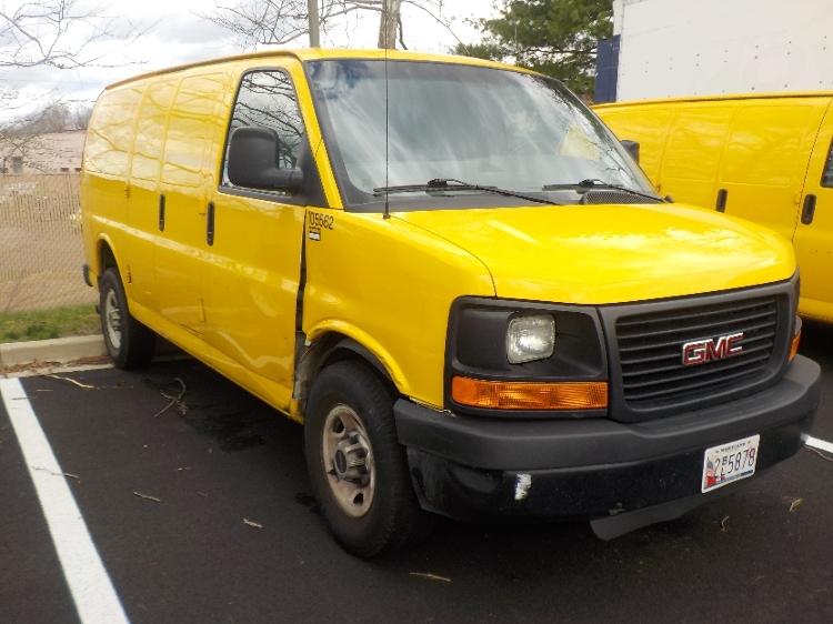 Cargo Van (Panel Van)-Light and Medium Duty Trucks-GMC-2014-Savana G23405-CAPITOL HEIGHTS-MD-135,562 miles-$12,500