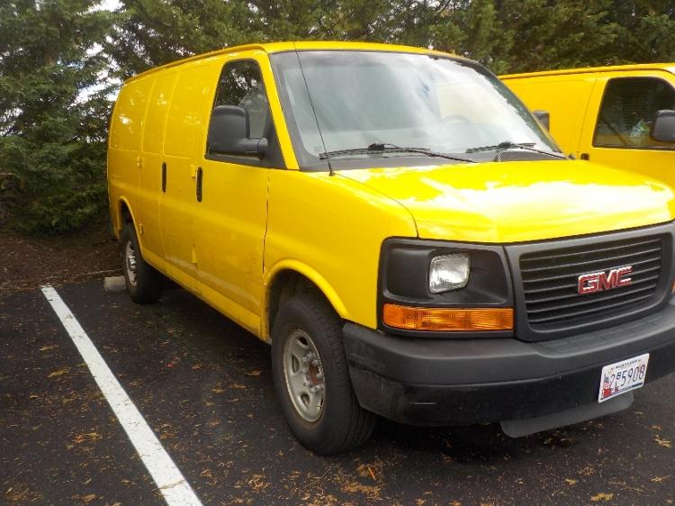 Cargo Van (Panel Van)-Light and Medium Duty Trucks-GMC-2014-Savana G23405-CAPITOL HEIGHTS-MD-110,000 miles-$14,750