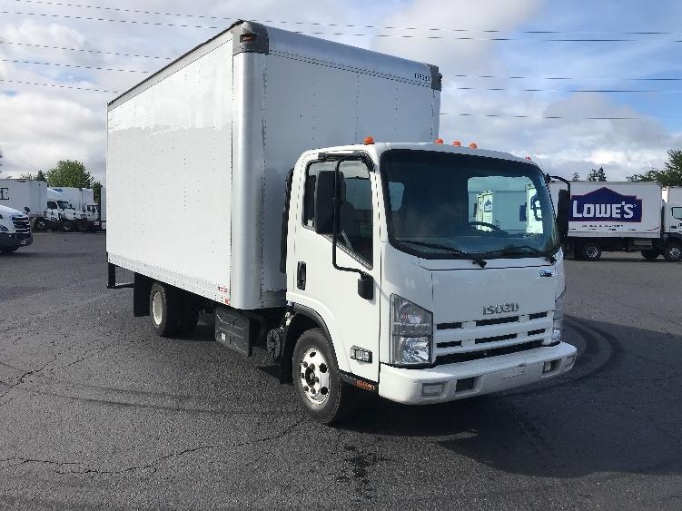 Used Isuzu NPRs For Sale - Penske Used Trucks