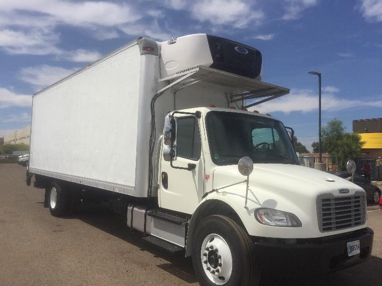 Reefer Truck-Light and Medium Duty Trucks-Freightliner-2015-M2-PHOENIX-AZ-199,029 miles-$43,750