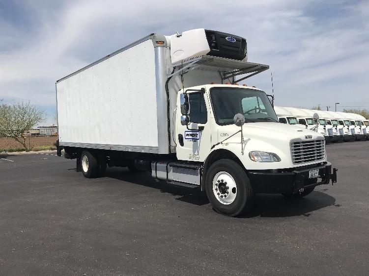 Reefer Truck-Light and Medium Duty Trucks-Freightliner-2015-M2-PHOENIX-AZ-191,545 miles-$44,750