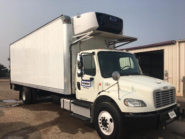 Reefer Truck-Light and Medium Duty Trucks-Freightliner-2015-M2-DENVER-CO-187,713 miles-$45,500