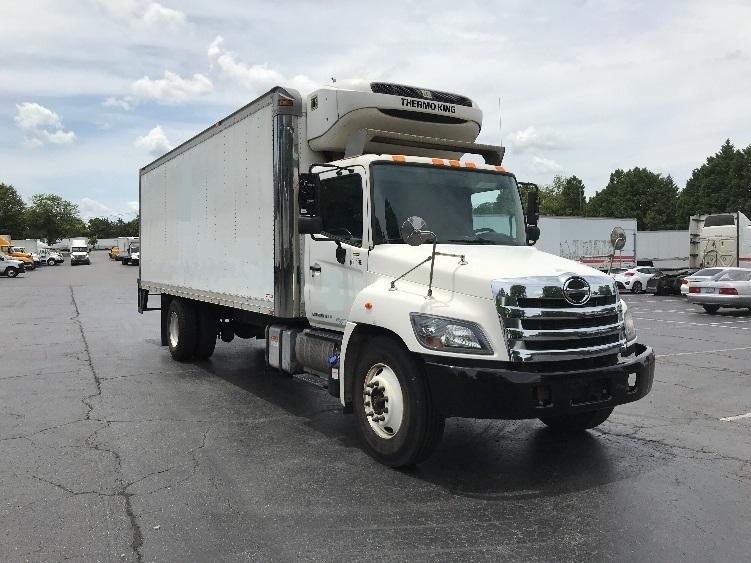Reefer Truck-Light and Medium Duty Trucks-Hino-2015-268-CHARLOTTE-NC-326,375 miles-$25,250