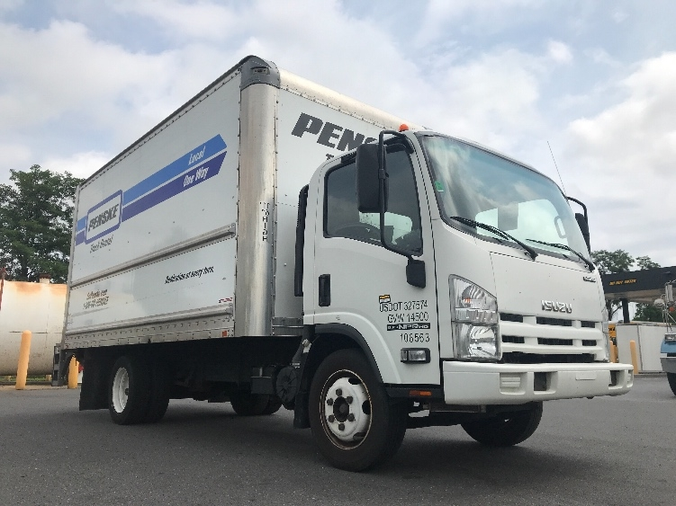 Medium Duty Box Truck-Light and Medium Duty Trucks-Isuzu-2014-NPR EFI-NEW CASTLE-DE-102,205 miles-$24,000