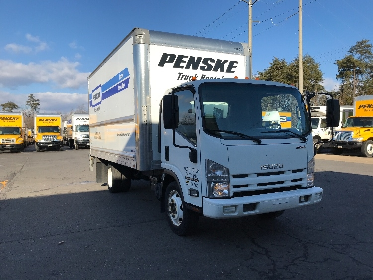 Medium Duty Box Truck-Light and Medium Duty Trucks-Isuzu-2014-NPR EFI-KING OF PRUSSIA-PA-100,047 miles-$28,500