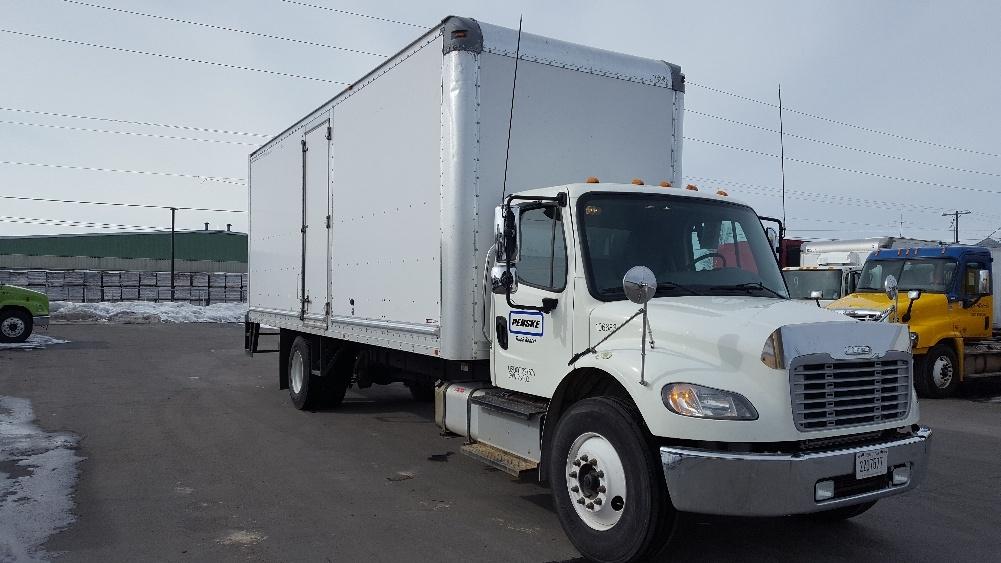 Medium Duty Box Truck-Light and Medium Duty Trucks-Freightliner-2015-M2-SPOKANE VALLEY-WA-235,555 miles-$34,500