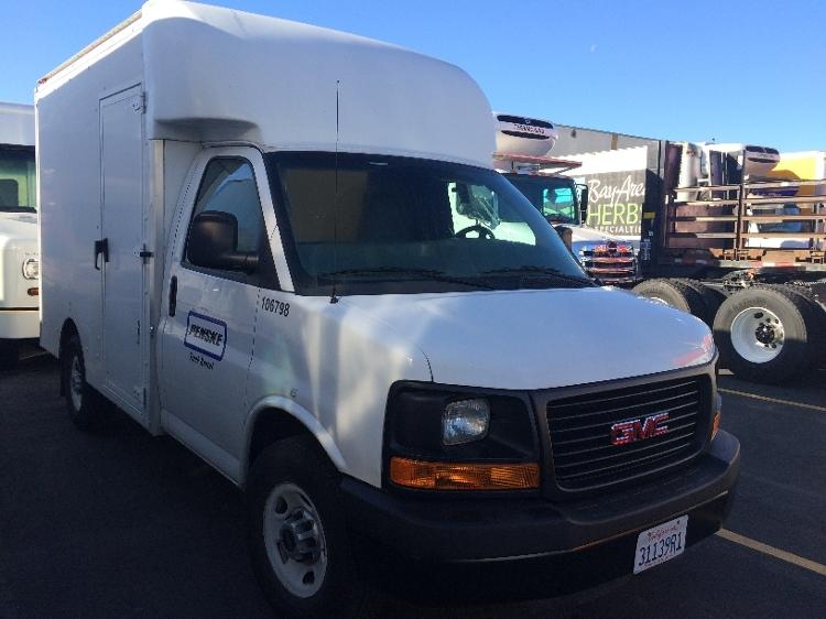 Light Duty Box Truck-Light and Medium Duty Trucks-GMC-2014-Savana G33503-SOUTH SAN FRANCISCO-CA-45,929 miles-$28,750