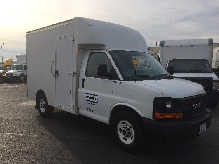 Light Duty Box Truck-Light and Medium Duty Trucks-GMC-2014-Savana G33503-SOUTH SAN FRANCISCO-CA-58,998 miles-$27,250