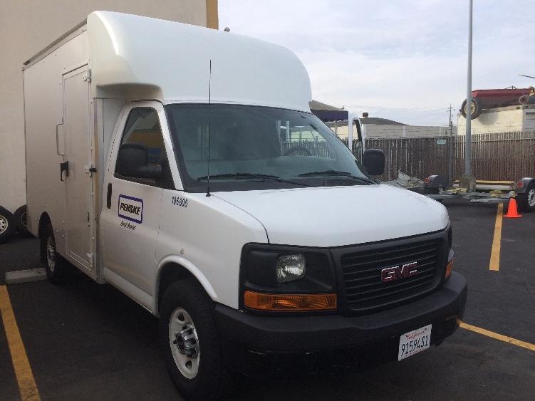 Light Duty Box Truck-Light and Medium Duty Trucks-GMC-2014-Savana G33503-SOUTH SAN FRANCISCO-CA-48,143 miles-$28,500