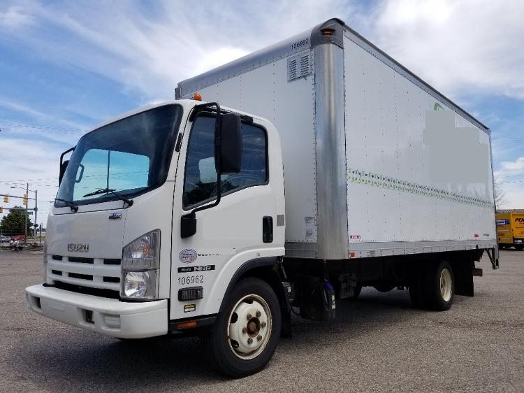 Medium Duty Box Truck-Light and Medium Duty Trucks-Isuzu-2015-NRR-GRAND RAPIDS-MI-197,975 miles-$21,000