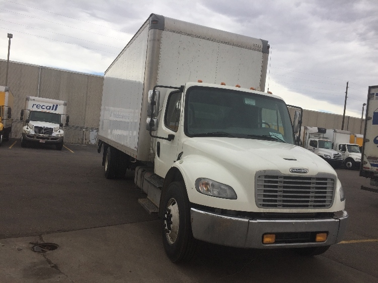 Medium Duty Box Truck-Light and Medium Duty Trucks-Freightliner-2015-M2-DENVER-CO-235,637 miles-$37,250