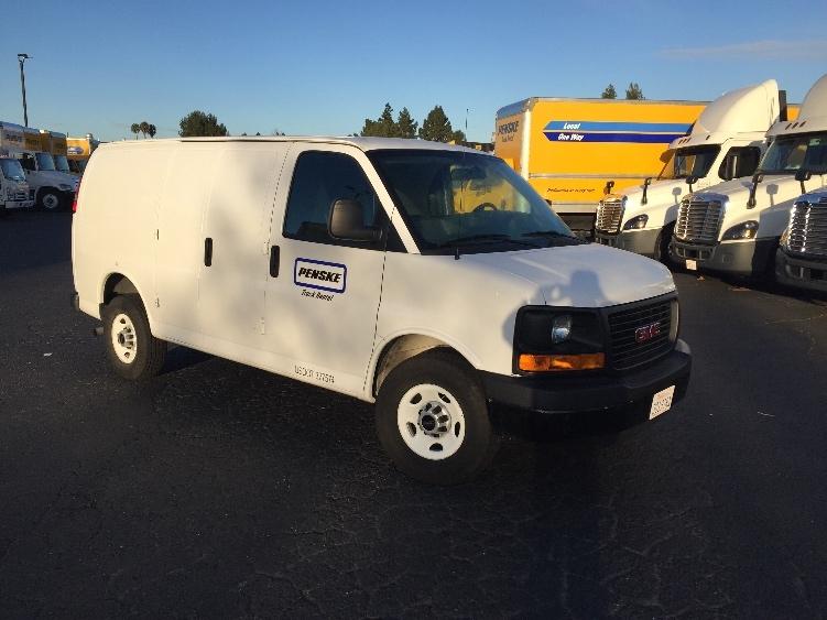 Cargo Van (Panel Van)-Light and Medium Duty Trucks-GMC-2014-Savana G23405-WEST SACRAMENTO-CA-51,330 miles-$21,500
